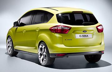 Ford i ri C-Max