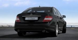mercedes C Class 2010 1